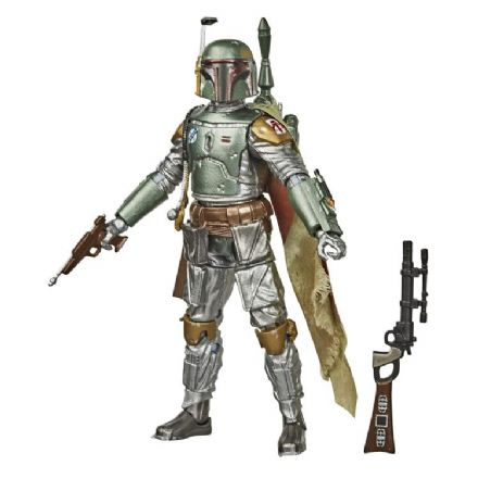 Hasbro Star Wars Black Series Carbonized Boba Fett Action Figure